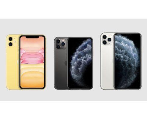 Ремонт Phone 11/11 Pro/11 Pro Max